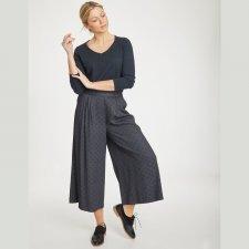Pantaloni Crop Ebonney in Modal e Bamboo