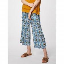 Pantaloni Crop Maria in 100% Cotone Biologico