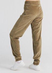 Pantaloni da donna Nicky in ciniglia di cotone biologico