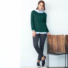 Pantaloni donna FEDORA in Cotone Biologico