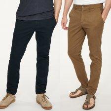 Pantaloni Emanuele in Cotone Biologico