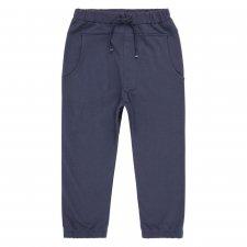 Pantaloni felpati Jarno per bambino in cotone biologico