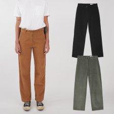 Pantaloni Islet da donna in velluto di puro cotone biologico