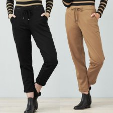 Pantaloni Jacky in Cotone Biologico