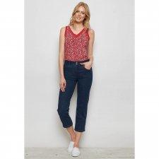 Pantaloni Jeans Skinny Mara in cotone biologico