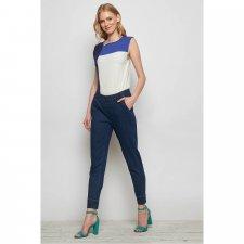 Pantaloni Jeans Stretch Adonia in cotone biologico