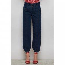 Pantaloni Jeans Stretch Tilla in cotone biologico