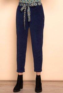 Pantaloni Marit in velluto di cotone biologico