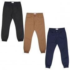 Pantaloni Nautical da uomo in cotone biologico