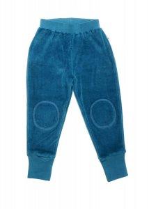 Pantaloni Nicky per bambini in ciniglia di cotone biologico