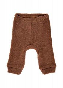 Pantaloni Softwool per neonati in pile di pura lana naturale