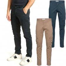 Pantaloni trekking Joe da uomo in Cotone Biologico