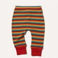 Pantaloni Wiggle per bambini in puro cotone biologico