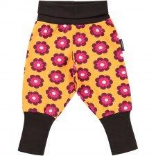 Pants rib Petunia in organic cotton