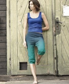Pants Summer in organic cotton and hemp
