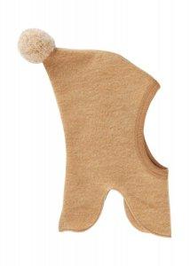 Passamontagna Softwool per bambini in pile di pura lana naturale