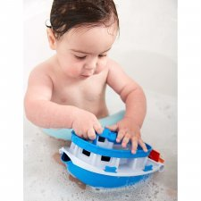 Paddle Boat Green Toys