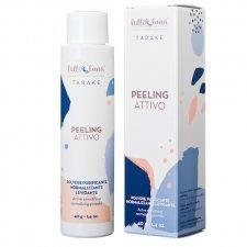 Peeling Attivo per il Viso, polvere purificante normalizzante levigante