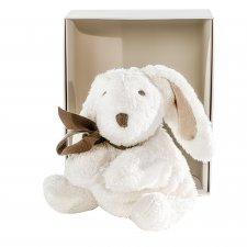Peluche Coniglietto Flopsy in cotone biologico con scatola regalo