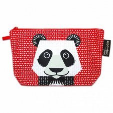 Pencil case Mibo Panda in organic cotton