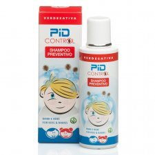 Pid Control shampoo to prevent head lice