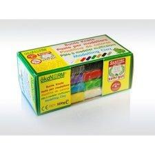 Plastilina colorata naturale da 500gr Nawaro