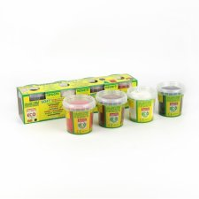 Play dough and modelling clay White, Black, Brown, Orange