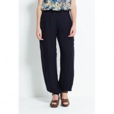 Harem lounger trousers in viscose