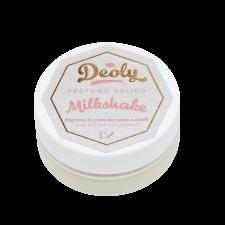 Profumo Solido Deoly Milkshake per corpo e capelli