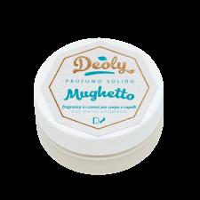 Profumo Solido Deoly Mughetto per corpo e capelli