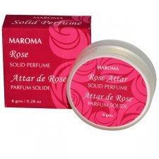 Profumo Solido naturale alla Rosa