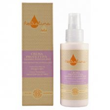 Protective nappy change cream with organic oat extract