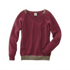 Pullover Anke for woman in hemp