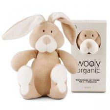Pupazzo peluche coniglietto Bunny in Cotone Bio