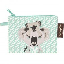 Purse Mibo Koala in organic cotton