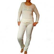 Pyjama in organic cotton