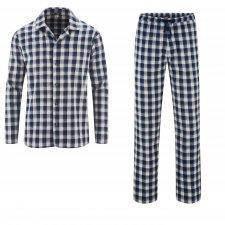 Pajama Jeremy in organic cotton flannel