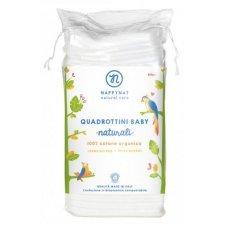 Quadrotti Baby in cotone biologico