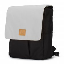 Reflap Backpack for change and stroller from the Eco Recycled collection