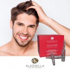 Reinforcing hair lotion - Alkemilla