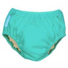 Reusable swim diaper Charlie Babana Turquoise