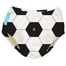 Reusable swim diaper Charlie Babana Soccer