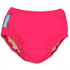 Reusable swim diaper Charlie Babana Pink