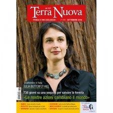 Rivista Terra Nuova Settembre 2016