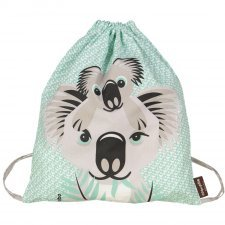 Rucksack Mibo Koala in organic cotton