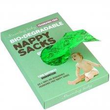 Sacchetti Beaming Baby Biodegradabili senza profumo 60pz