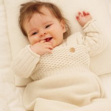 Sacco nanna Baby Disana in Lana merino biologica