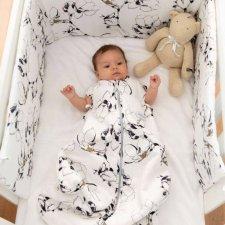 Sacco nanna Combi 6-36 mesi Acquerello in Bamboo Organico