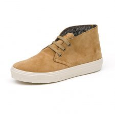 Safari winter shoes in suede