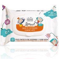Salviette detergenti Biricco biodegradabili 20 pz